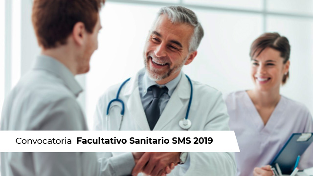 Convocatoria Facultativo Sanitario SMS